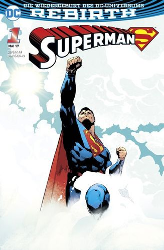Superman Sonderband DC Rebirth 1 VC