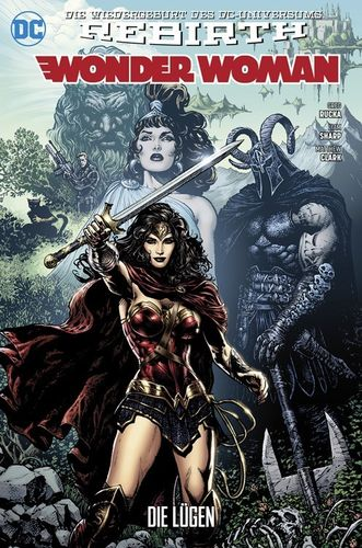 Wonder Woman DC Rebirth 1
