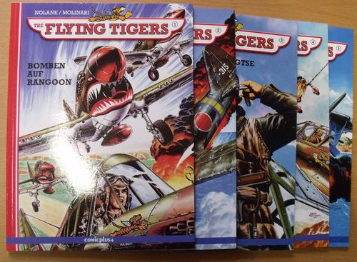 Flying Tigers, The 1-5 zus. Z0-1/Z1