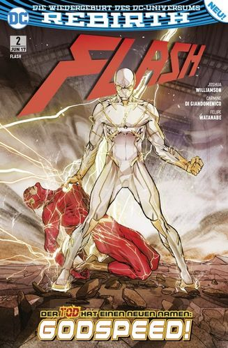 Flash DC Rebirth 2
