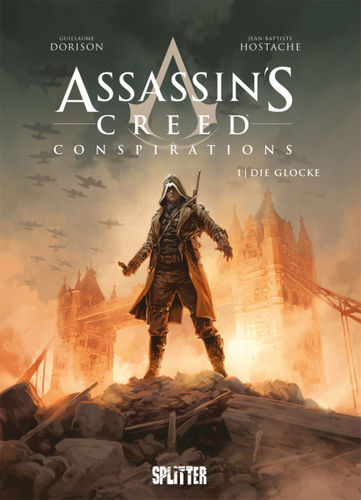 Assassin's Creed Conspirations 1