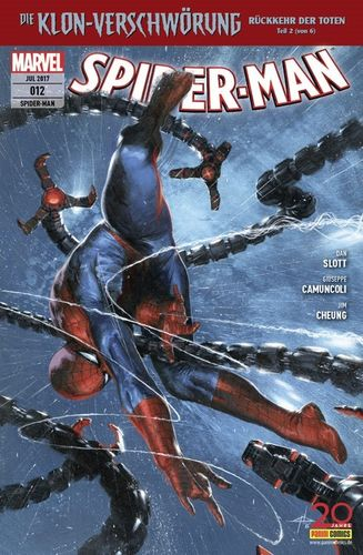 Spider-Man All NEW 12