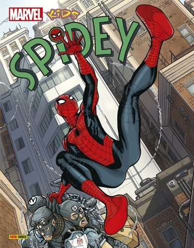 Marvel Kids: Spidey 1
