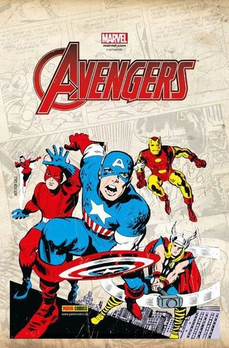 Avengers ALL NEW PB 1 lim.
