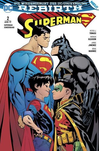 Superman Sonderband DC Rebirth 2