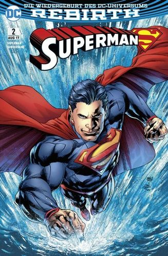 Superman Sonderband DC Rebirth 2 VC