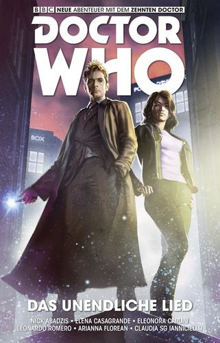 Doctor Who  - Zehnte Doctor 4