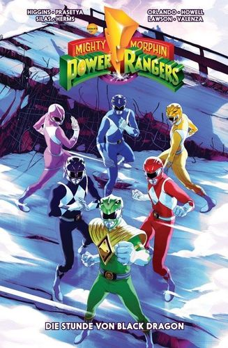 Mighty Morphin Power Ranger 2
