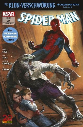 Spider-Man All NEW 14