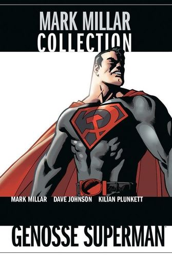 Mark Millar Collection 4