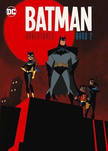 Batman Adventures PB 2