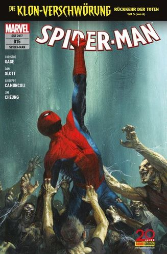 Spider-Man All NEW 15