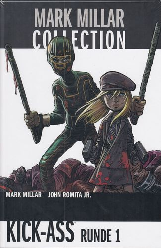 Mark Millar Collection 3