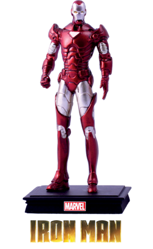 Marvel Universum Figuren-Kollektion 2- Iron Man
