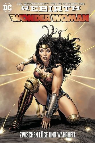Wonder Woman DC Rebirth 2