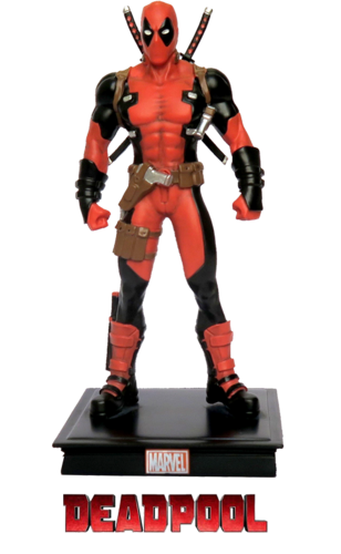 Marvel Universum Figuren-Kollektion 3 - Deadpool