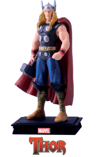 Marvel Universum Figuren-Kollektion 4 - Thor