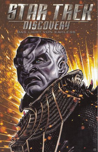 Star Trek Discovery Comicband 1