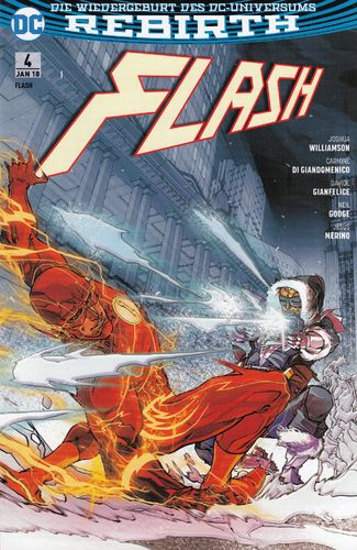 Flash DC Rebirth 4