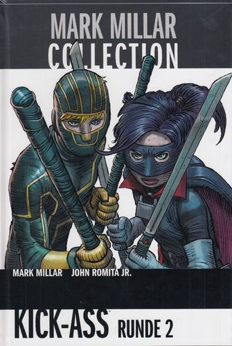 Mark Millar Collection 5