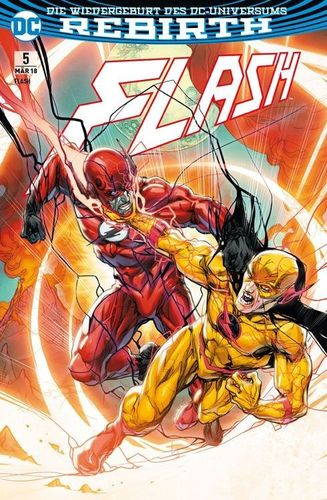 Flash DC Rebirth 5