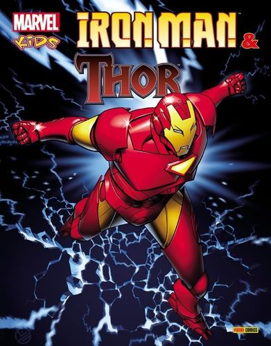 Marvel Kids: Iron Man & Thor