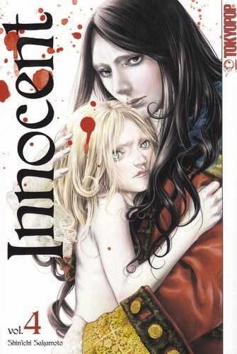 Innocent - Manga 4