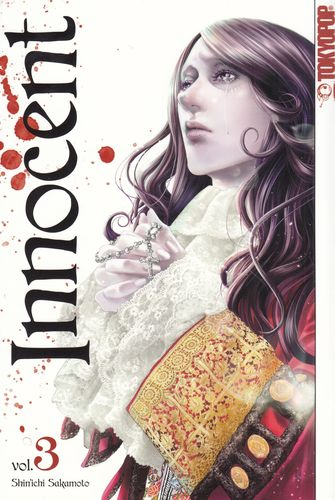 Innocent - Manga 3