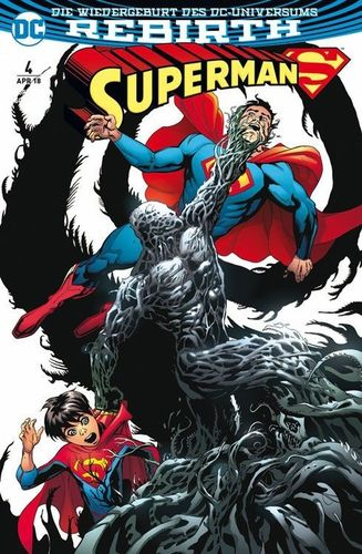 Superman Sonderband DC Rebirth 4