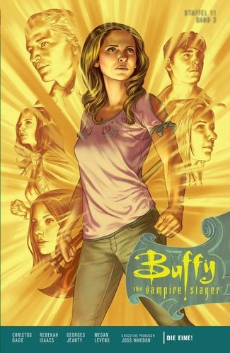 Buffy Staffel 11 Band 2