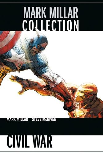 Mark Millar Collection 6