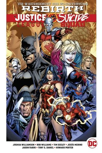 Justice League vs. Suicide Squad PB