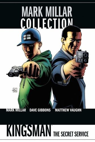 Mark Millar Collection 7