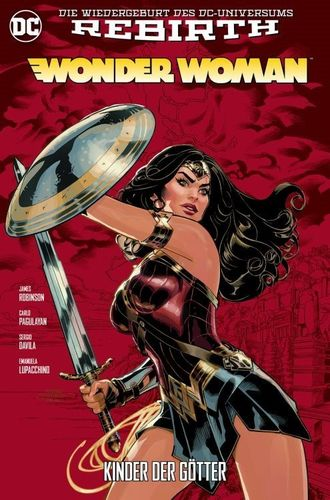 Wonder Woman DC Rebirth 5