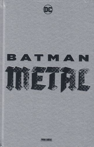 Batman Metal SB HC