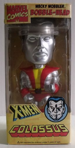Comicfigur Wacky Wobbler Bobble-Head  - X-Men Colossus Z1