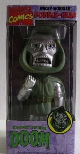 Comicfigur Wacky Wobbler Bobble-Head - Doctor Doom Z1