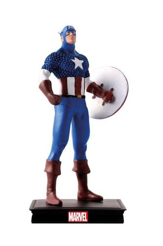 Marvel Universum Figuren-Kollektion 8 - Captain America