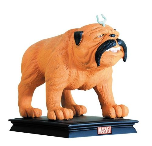 Marvel Universum Figuren-Kollektion OVERSIZE 6 - Lockjaw