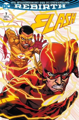 Flash DC Rebirth 7
