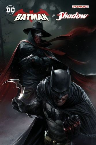 Batman & The Shadow