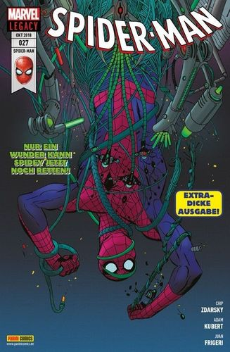 Spider-Man ALL NEW 27