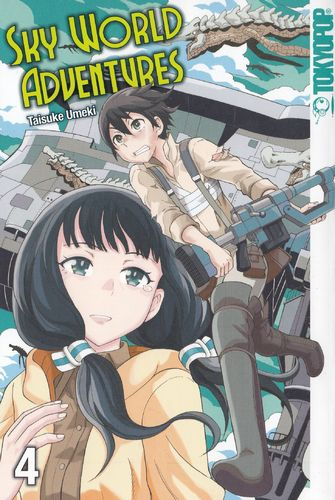 Sky World Adventures - Manga 4