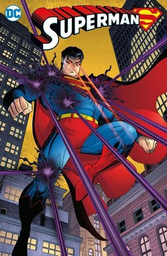 Superman Sonderband DC Rebirth 6 VC