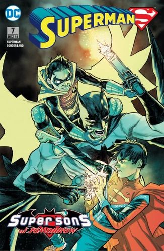 Superman Sonderband DC Rebirth 7