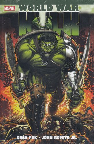 World War Hulk HC