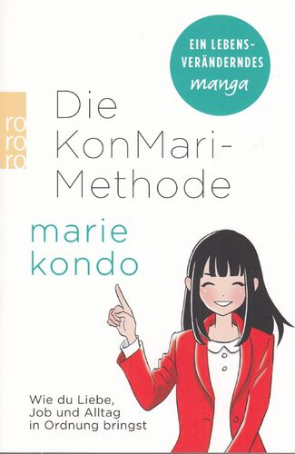 Die KonMari-Methode - Manga