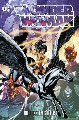 Wonder Woman DC Rebirth 7
