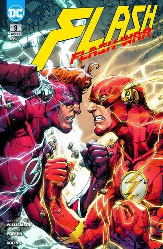 Flash DC Rebirth 9