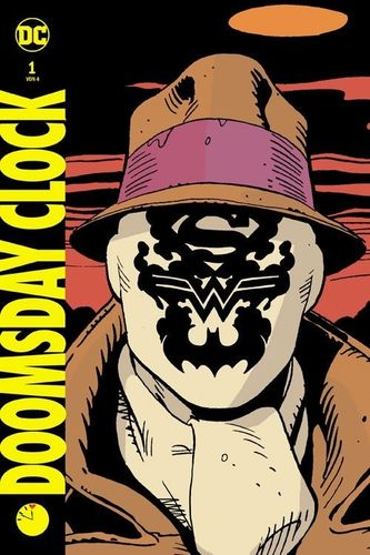 Doomsday Clock 1 HC